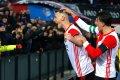 Bozenik bezorgt Feyenoord overwinning op Fortuna