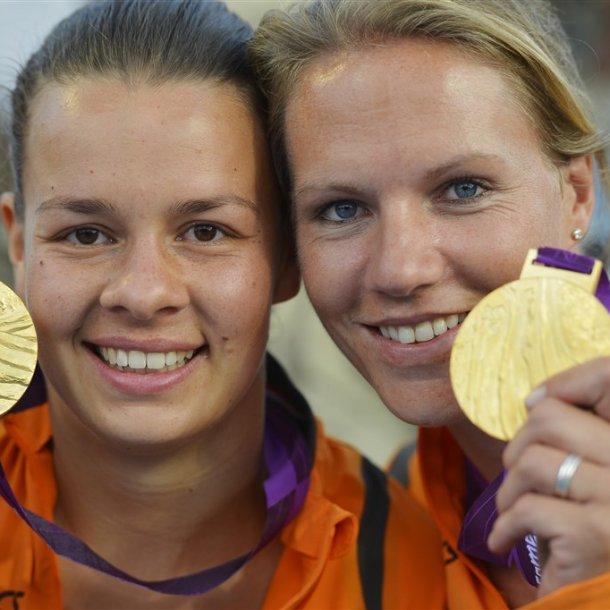 In 2012 won Esther met Marjolein Buis het goud in het dubbelspel tijdens de Paralympische Spelen in Londen.