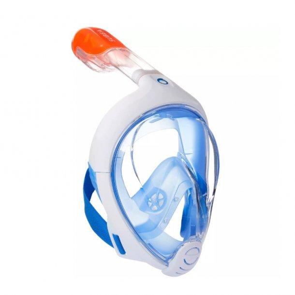 Het snorkelmasker van Decathlon.
