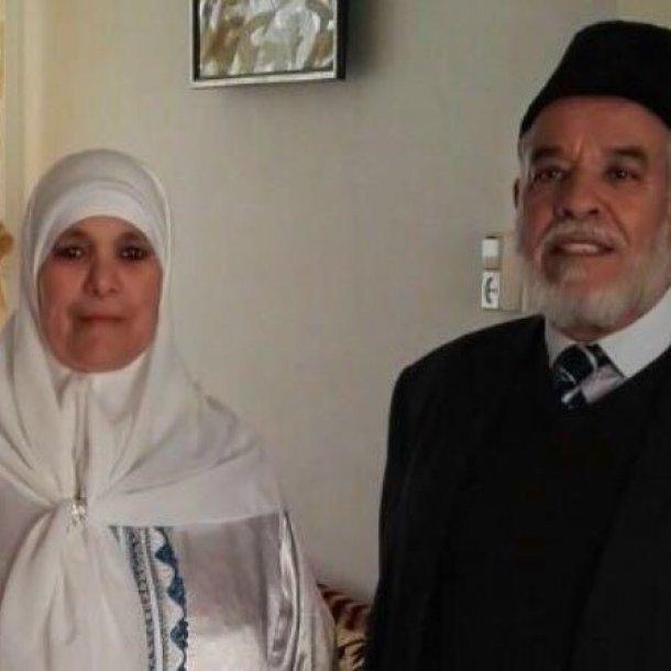 M'hamed en Tamimount Abdelli waren gek op elkaar.