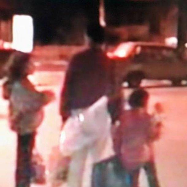 De reis naar Libanon, samen met de man die Rihana en haar zusje het land uit smokkelde.