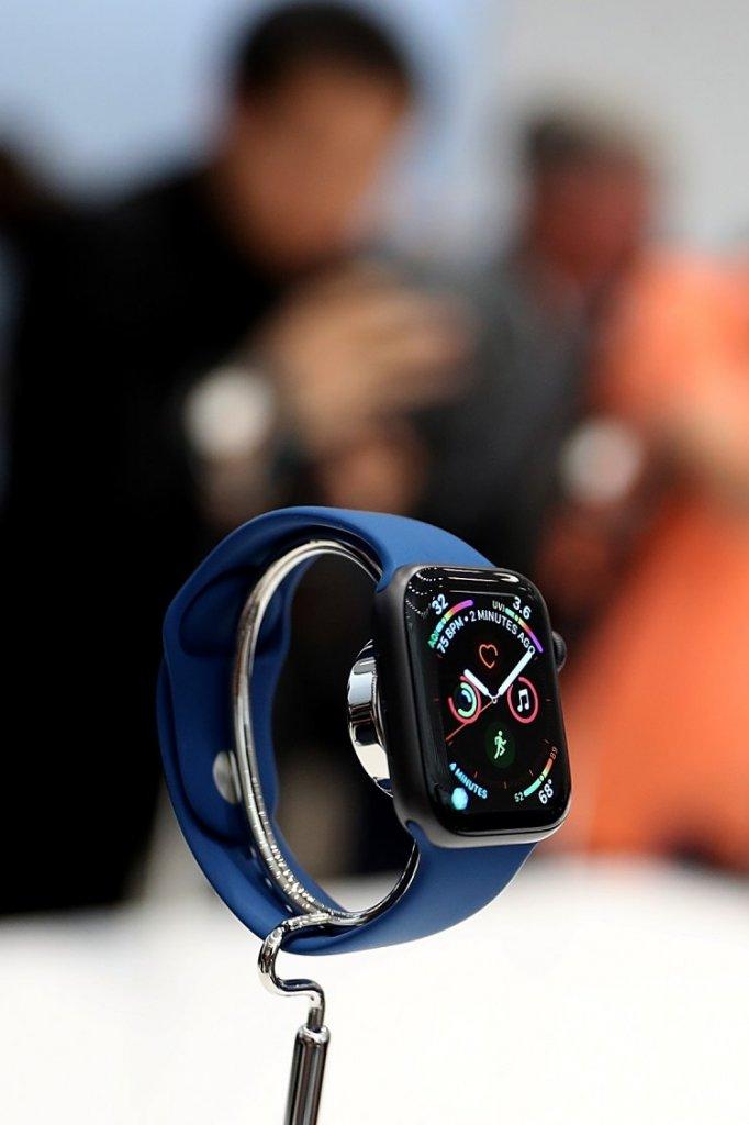 De Apple Watch kan een hartfilmpje maken.