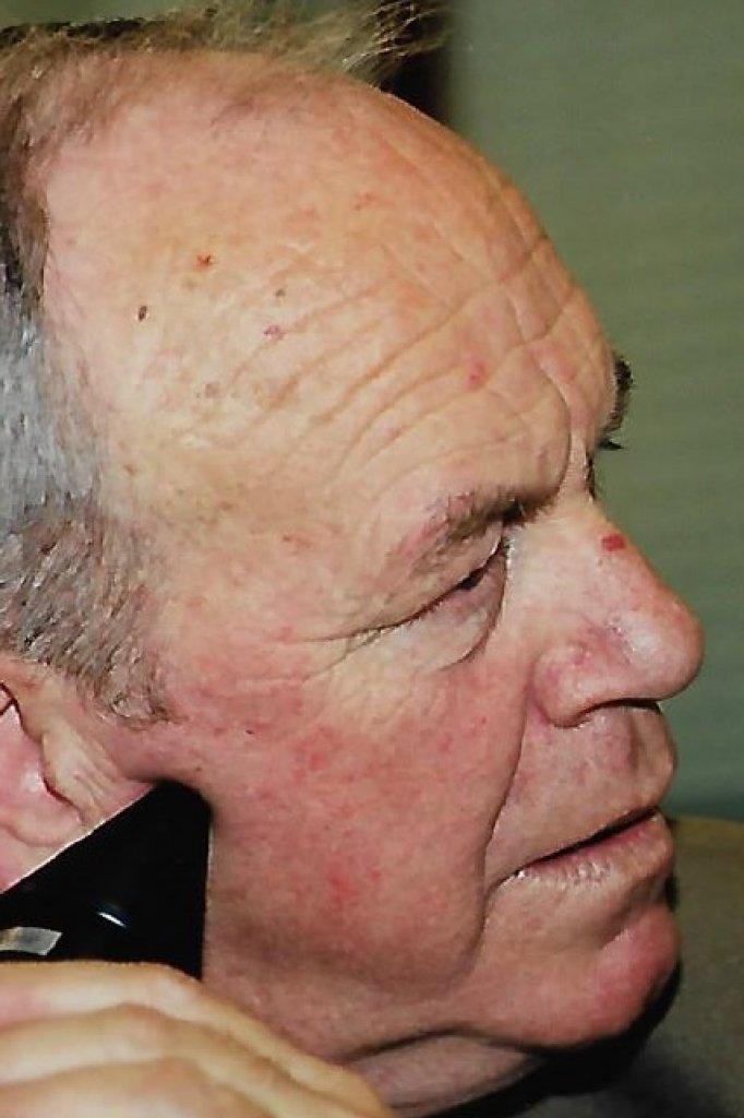 Andre Garenfeld ontwierp scheerapparaten voor Philips