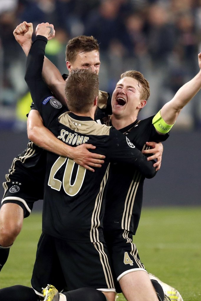 Ajax Juve