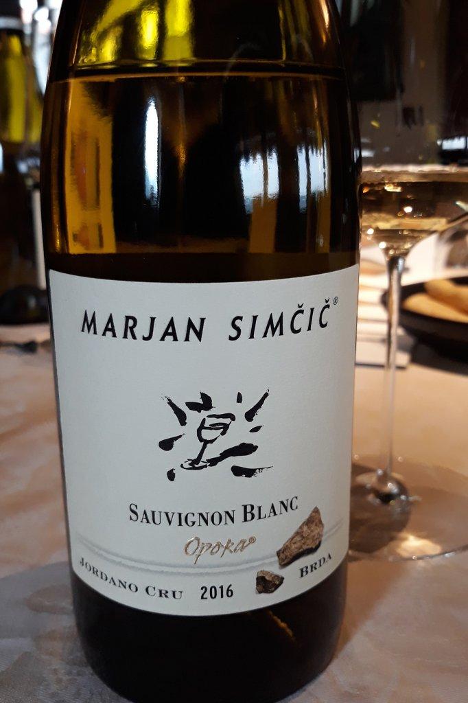 Wijn proeven bij Marjan Simčič