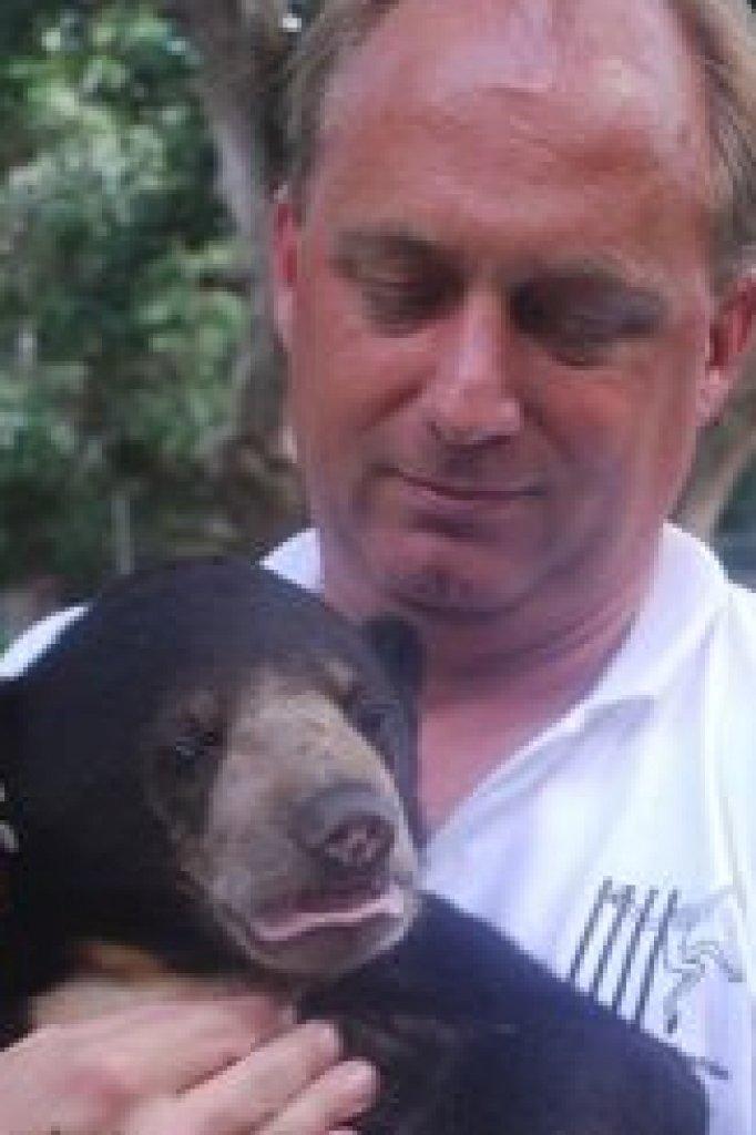 Edwin Wiek, oprichter Wildlife Friends Foundation Thailand