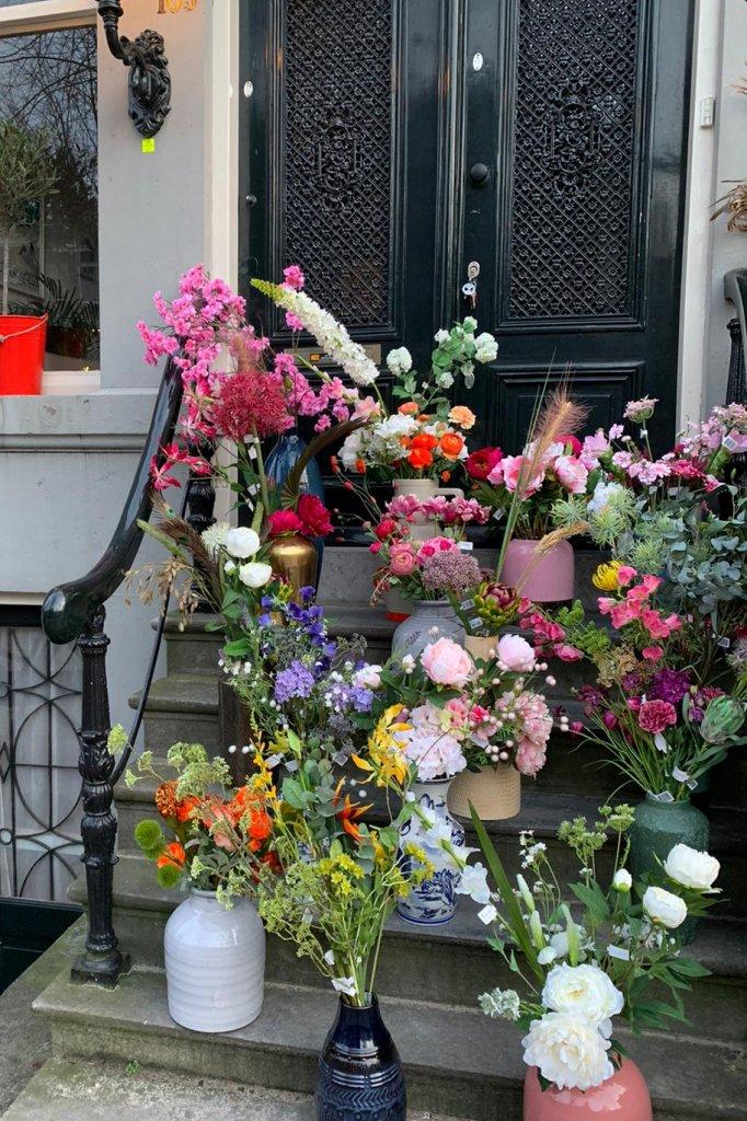 De bloemen van Ellyne