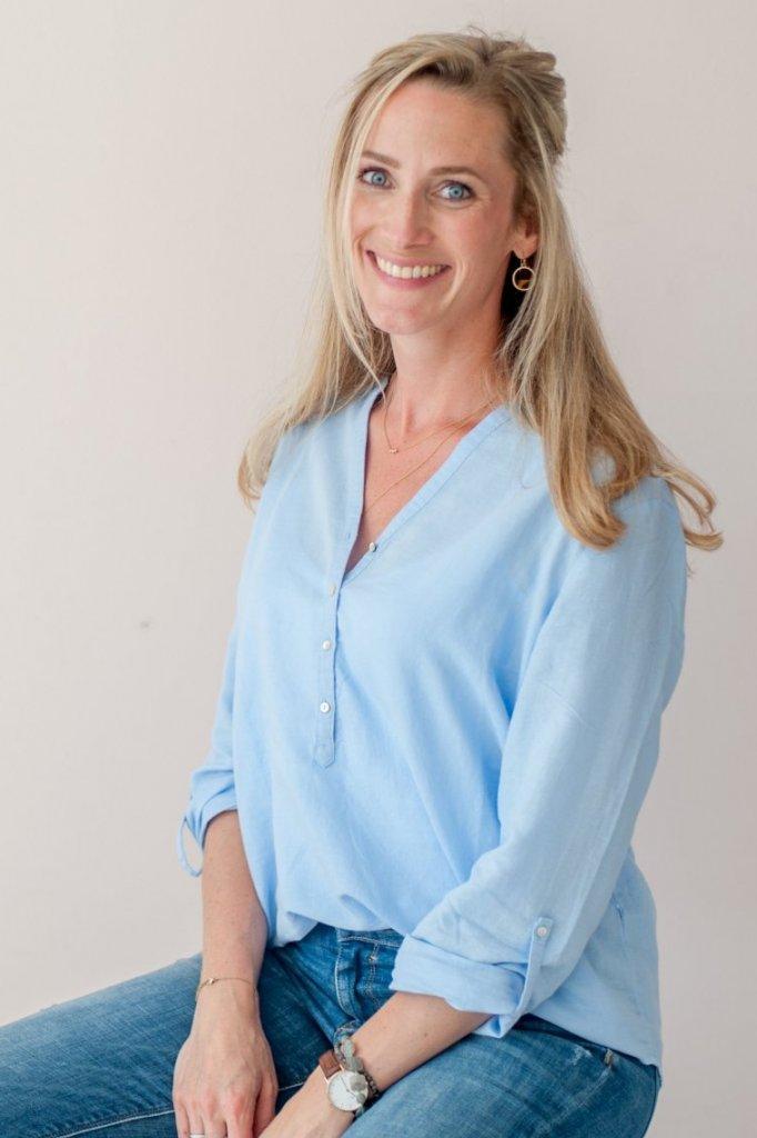 Psycholoog en vrouwencoach Loes Waanders