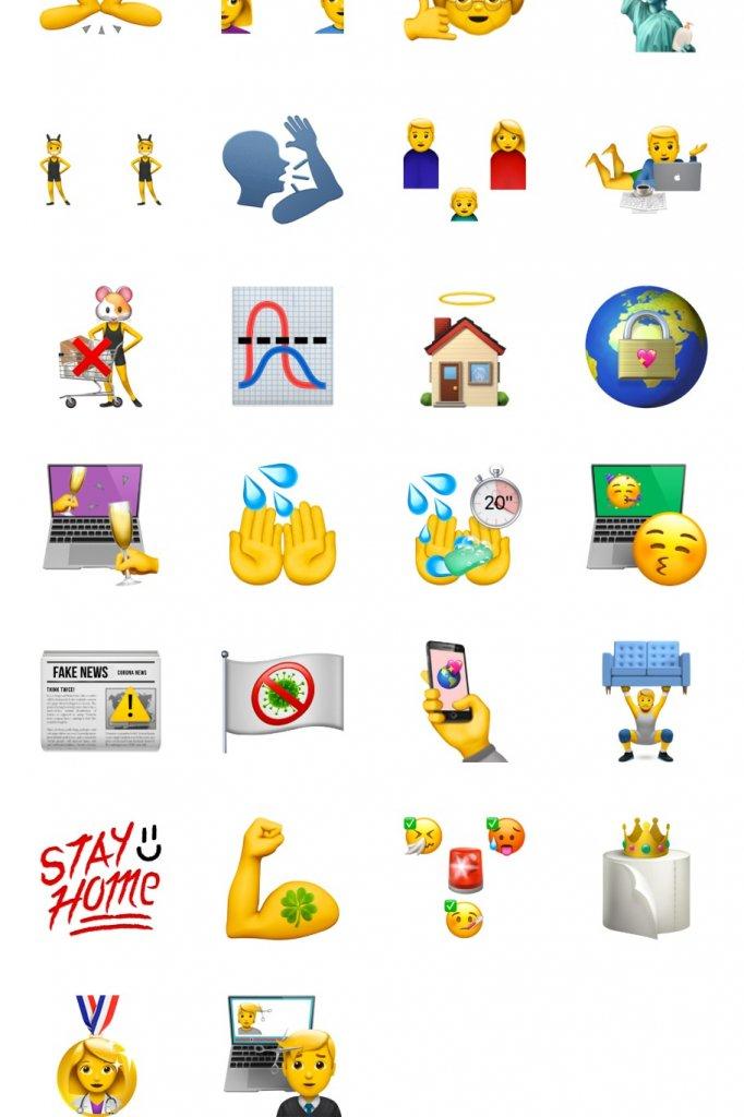 Alle emoji's