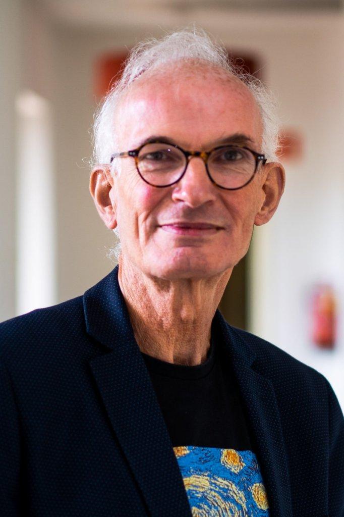 Immunoloog Ger Rijkers