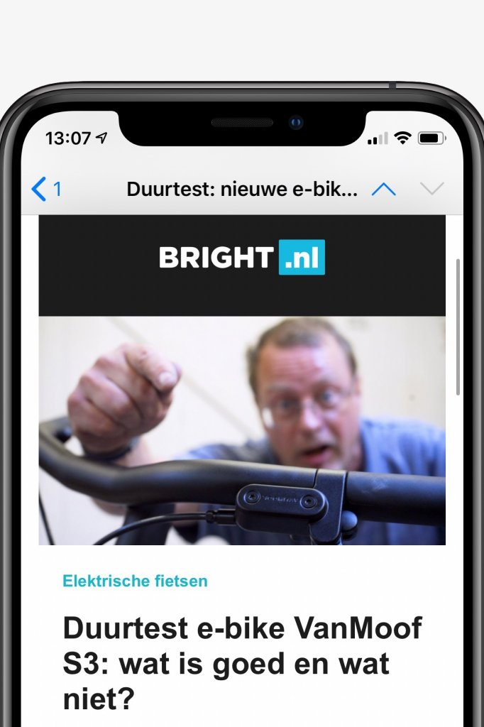 Bright Nieuwsbrief