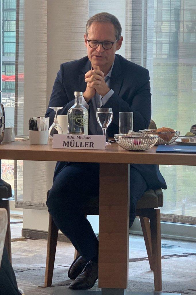 Michael Müller.