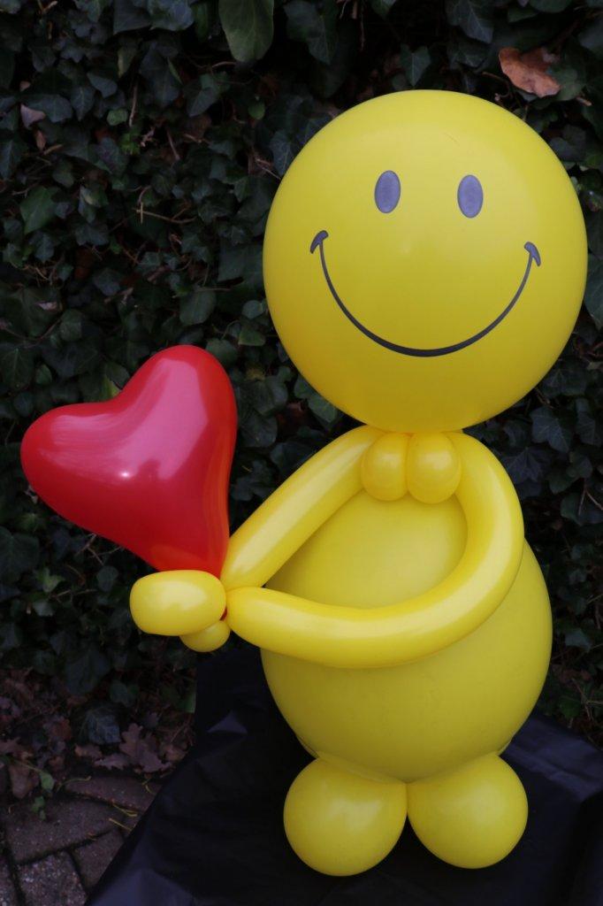 Een ballonbuddy