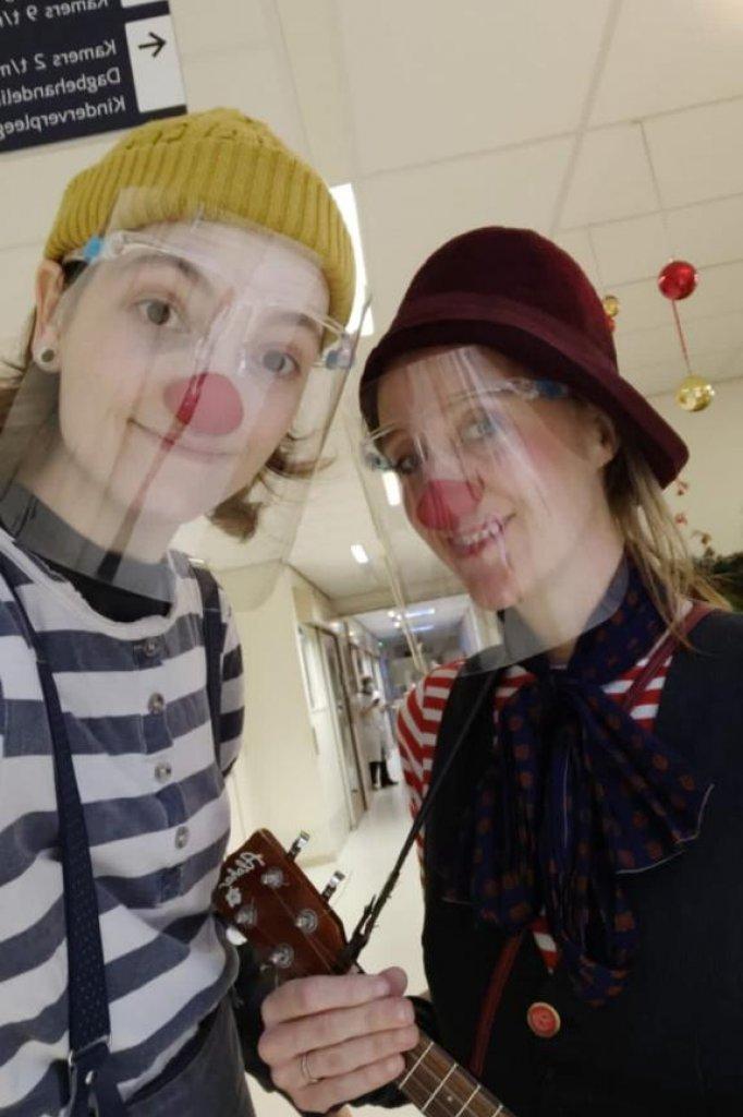 Clown Miep en clown Silly