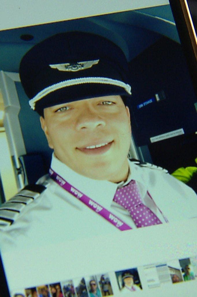 Sven D'Fonseca was piloot, maar werkt door de coronacrisis nu noodgedwongen in de bouw.