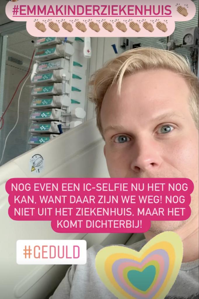 Rick Paul van Mulligen op Instagram
