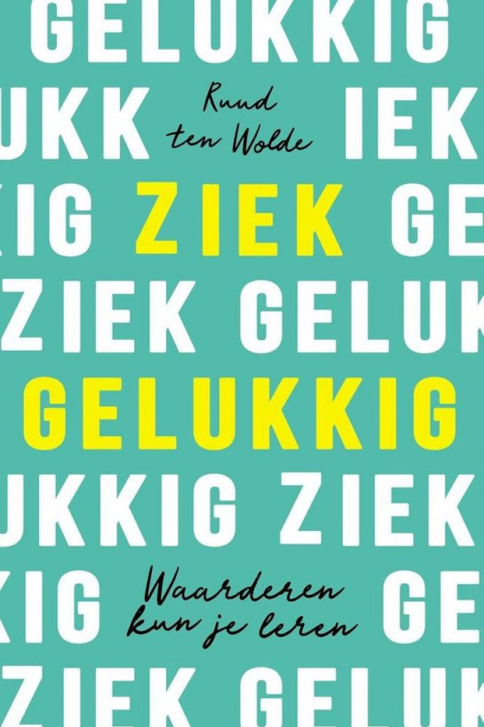 De omslag van het boek.