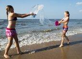Morgen en dinsdag perfect strandweer: 'Neem het ervan!'