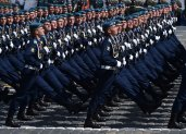 Amerikaanse militaire parade uitgesteld naar 2019
